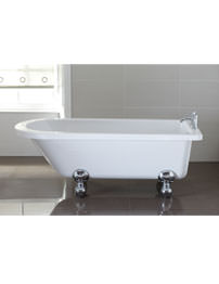 April Bentham Thermolite Single Ended Freestanding Bath