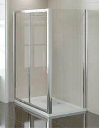 April Prestige Sliding Shower Door 1100mm