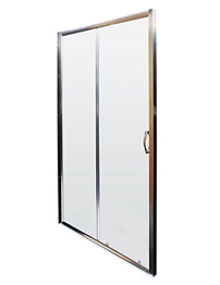 Lauren Ella 1000mm Sliding Shower Door
