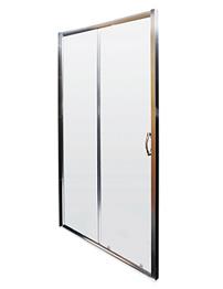 Lauren Ella 1200mm Sliding Shower Door