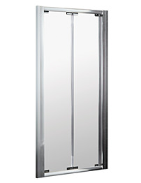 Lauren Ella 900mm Bi-Fold Shower Door