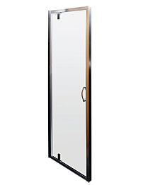 Lauren Ella 760mm Pivot Shower Door