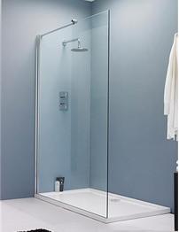 Lauren Wetroom Shower Screen 1200 x 1850mm