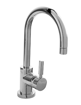 Hudson Reed Tec Single Lever Side Action Mono Basin Mixer Tap