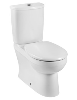 Twyford Galerie Close Coupled Back-To-Wall WC Pan And Cistern 680mm
