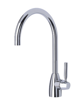 Mayfair Belo Monobloc Kitchen Sink Mixer Tap Chrome