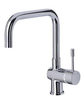 Mayfair Villa Monobloc Kitchen Sink Mixer Tap Chrome