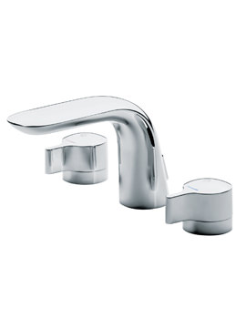Ideal Standard Melange Dual Control 3 Hole Basin Mixer Tap