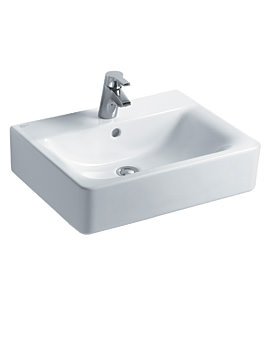 Ideal Standard Concept Cube 55cm 1 Tap Hole Basin