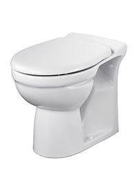 Ideal Standard Alto Back To Wall WC Pan With Horizontal Outlet