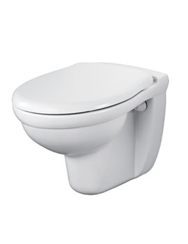 Ideal Standard Alto Wall Mounted WC Pan With Horizontal Outlet
