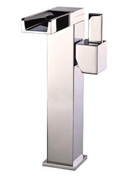 Mayfair Dream Freestanding Mono Basin Mixer Tap Chrome