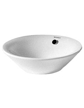 Duravit Starck 1 530mm Wash Bowl With Overflow
