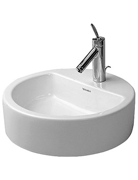 Duravit Starck 1 480mm Wash Bowl With Overflow