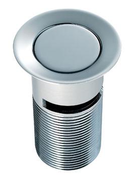 Mayfair Slotted Flip Plug Basin Waste Chrome