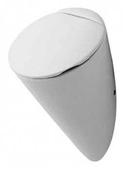Duravit Starck 2 Urinal With Concealed Inlet And Outlet 320 x 285mm
