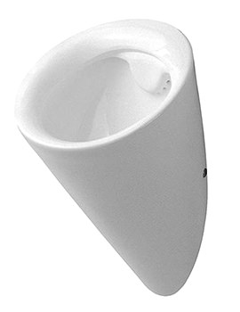 Duravit Starck 2 Urinal With Concealed Inlet And Outlet 320mm