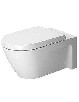 Duravit Starck 2 620mm Washdown Wall Mounted Toilet