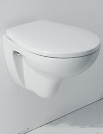 Twyford Galerie Optimise Wall Hung WC Pan 480mm
