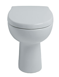 Ideal Standard Create Edge Or Square Back To Wall WC Pan