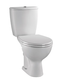 Twyford Alcona Flushwise WC Pan And Cistern 640mm