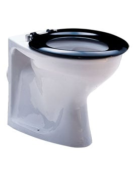 Twyford Delphic Back-To-Wall WC Pan With Back Inlet 535mm
