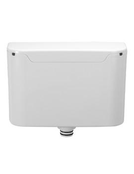 Twyford Dual Flush 6-4 Litre SSIO Concealed Cistern With DAIV