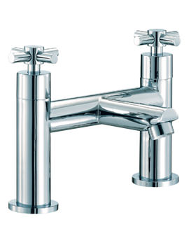 Mayfair Series C Bath Filler Tap Chrome