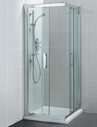 Ideal Standard Synergy 1000mm Corner Entry Shower Enclosure