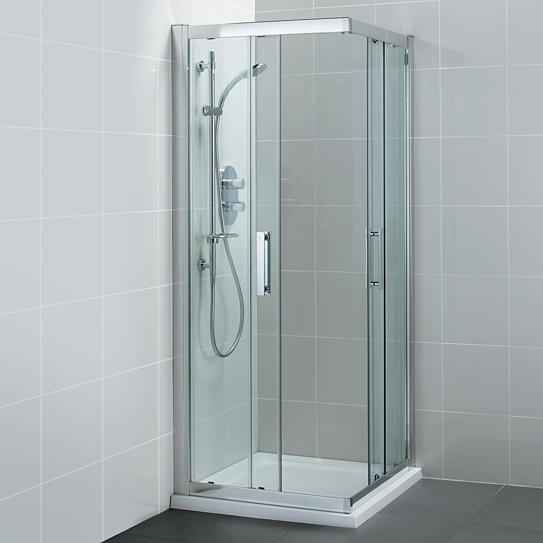 Ideal Standard Synergy Corner Entry 1000mm Shower Enclosure