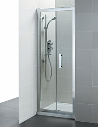 Ideal Standard Synergy 760mm Infold Shower Door