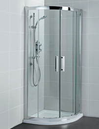 Ideal Standard Synergy Quadrant Shower Enclosure 1000 x 1000mm