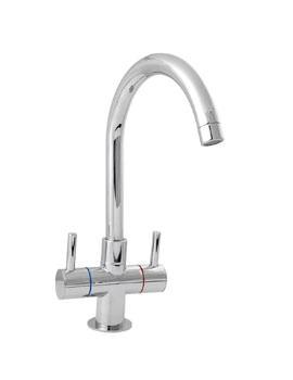 Deva Metropolis Chrome Mono Kitchen Sink Mixer Tap