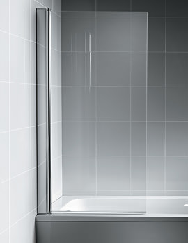 Ideal Standard Synergy Angle Bath Screen 815 x 1500mm