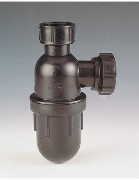 Twyford Acid Proof Laboratory Bottle Trap
