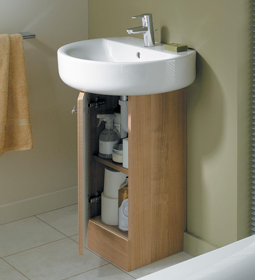 Pedestal Vanity Unit : ... vanity units brand new ideal standard concept 30cm basin pedestal unit