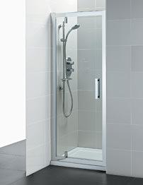 Ideal Standard Synergy Pivot Shower Door 900mm
