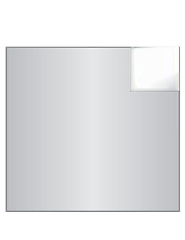 Duravit Starck 1 600mm Mirror With IP 44 Rated Lighting