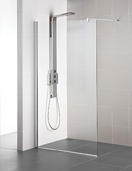 Ideal Standard Synergy Corner Wetroom Panel 700mm
