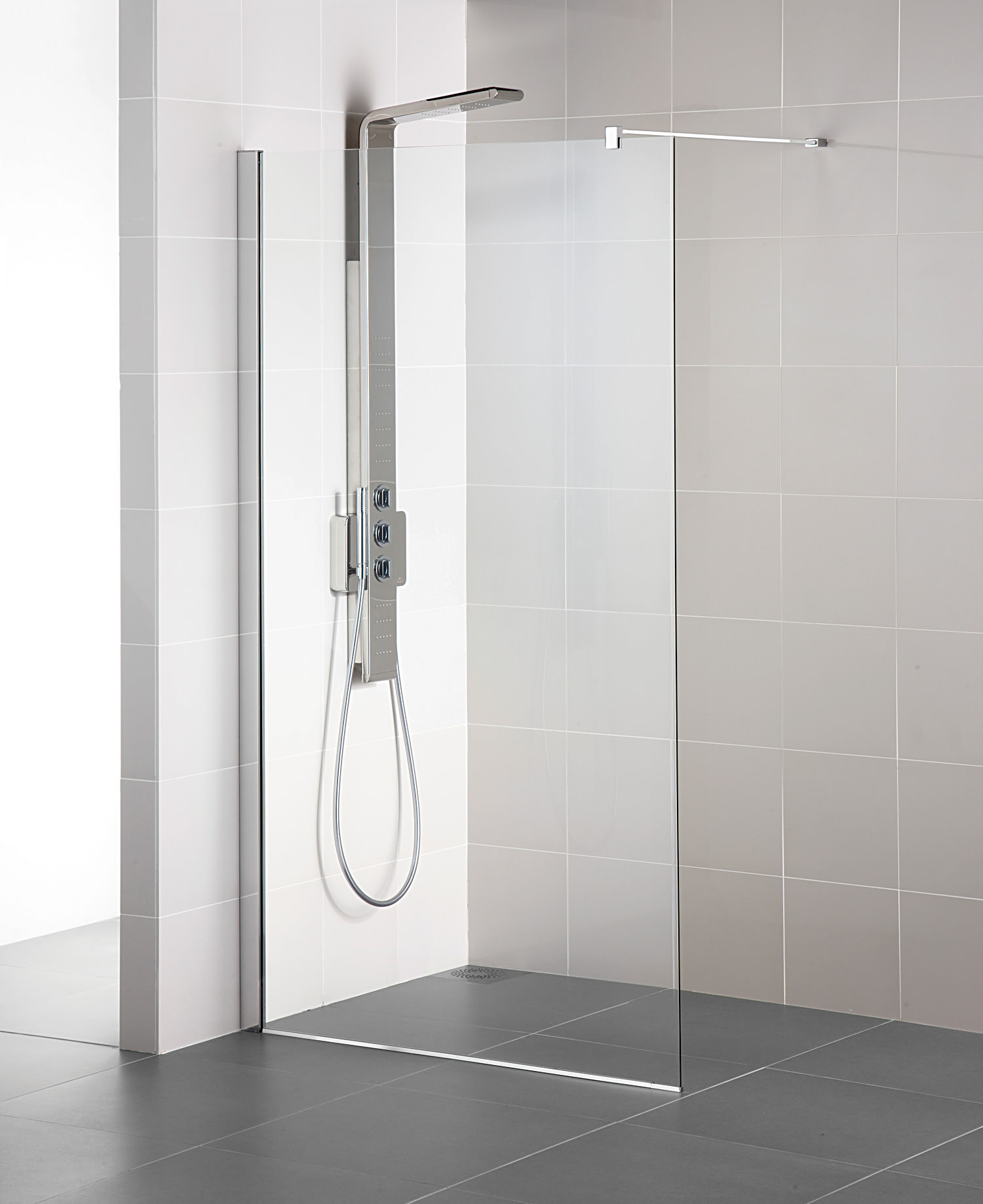 Ideal Standard Synergy 700mm Wetroom Panel