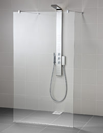 Ideal Standard Synergy 700mm Dual Acess Wetroom Panel