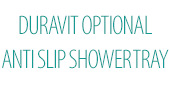 Starck Anti Slip Shower Tray