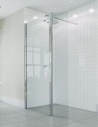April Identiti2 1000 x 1950mm Wetroom With Return Panel