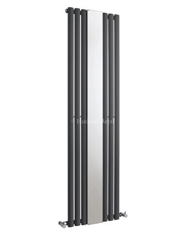 Hudson Reed Revive 499 x 1800mm Vertical Designer Radiator With Mirror