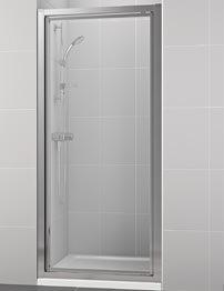 Ideal Standard New Connect 760mm Pivot Shower Door