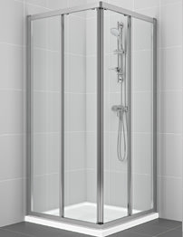 Ideal Standard New Connect 900mm Corner Entry Shower Enclosure