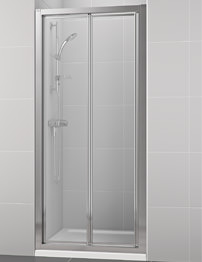 Ideal Standard New Connect 900mm Bifold Shower Door