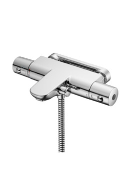 Ideal Standard Alto Ecotherm Wall Mounted Bath Shower Mixer Valve