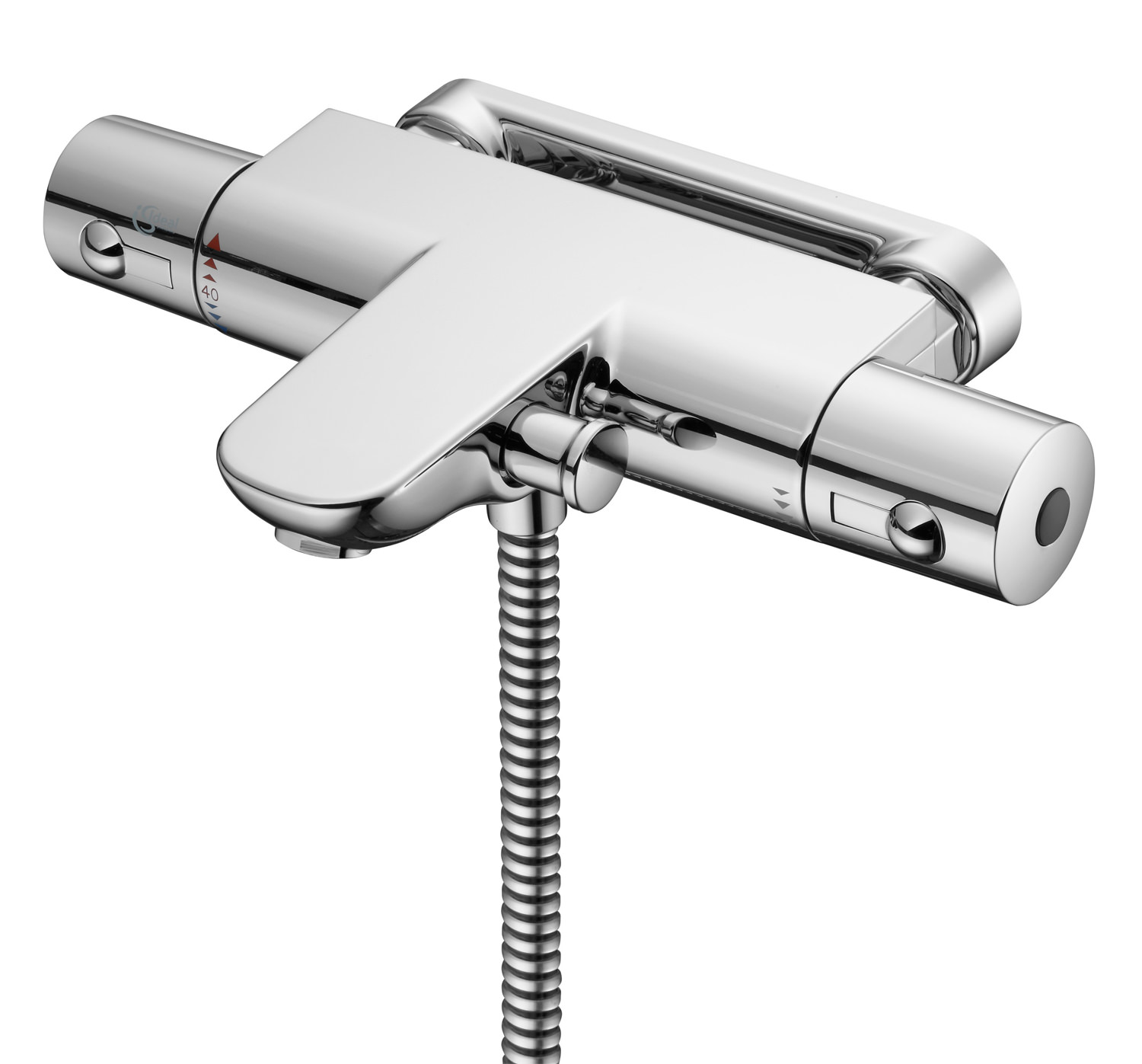 Ideal Standard Alto Ecotherm Thermostatic Bath Shower