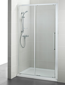 Ideal Standard Kubo 1200mm Slider Shower Door